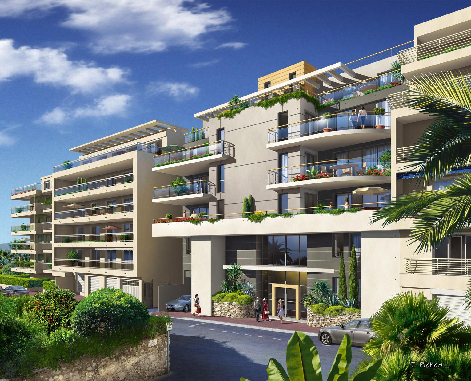 Appartements à Vendre Cannes Mare Blue