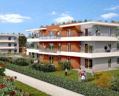 Appartements Golf Juan Les Pins