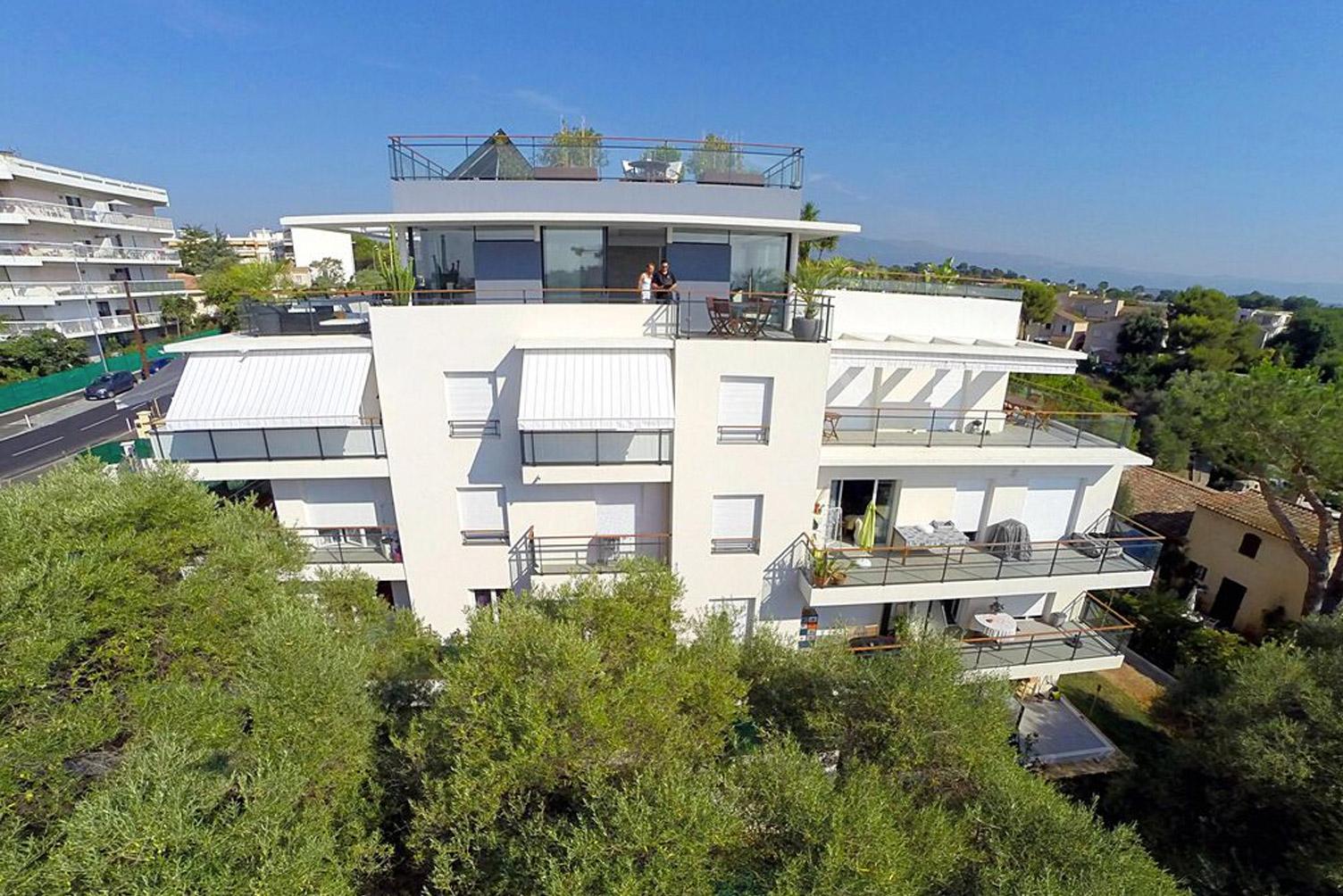 Appartements à Vendre Oressence Antibes