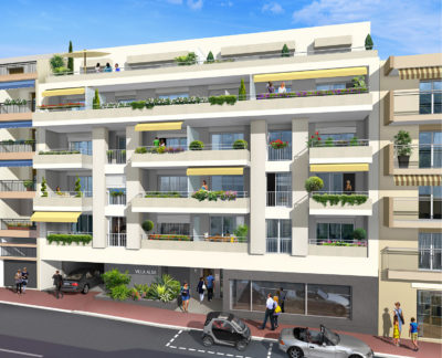 Appartements Antibes Villa Alba